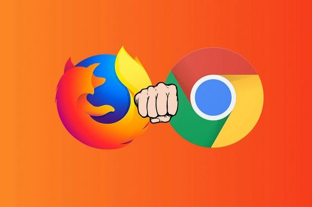 Google Chrome и Mozilla Firefox