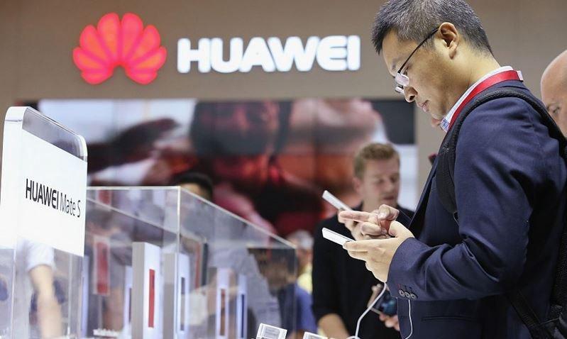 Huawei 5G Европа