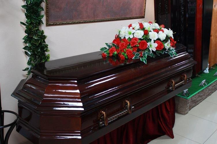 похоронные услуги