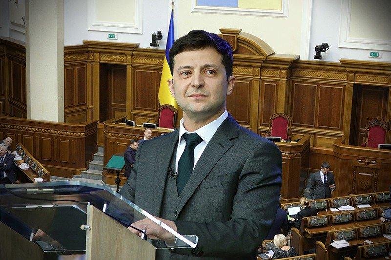 В Киеве отменили визит Зеленского в Беларусь