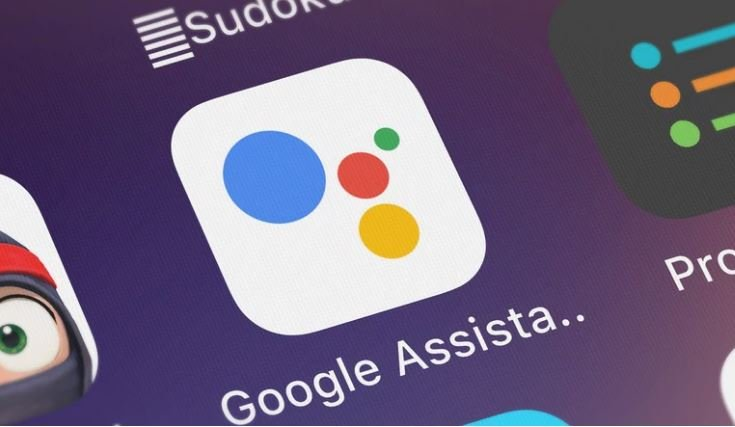 Google голосовой помощник