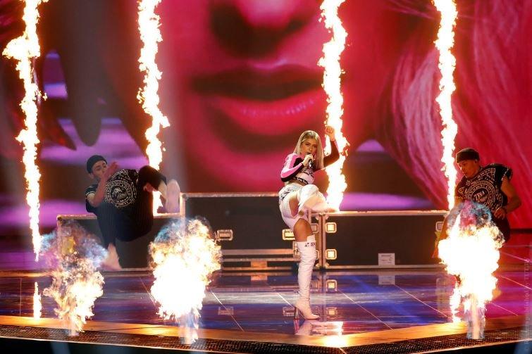 Зена Евровидение Беларусь