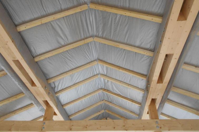 про теплоизоляцию крыши