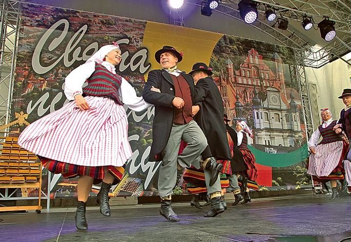 Дни национальных культур пройдут в Минске
