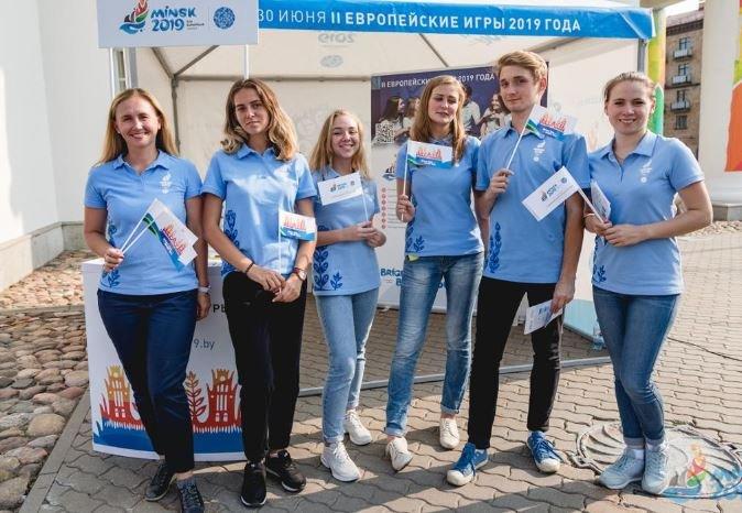 Аккредитованные участники II Европейких игр