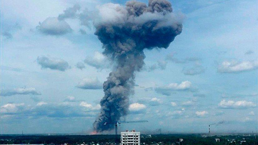 взрывы «Кристалл» в Дзержинске