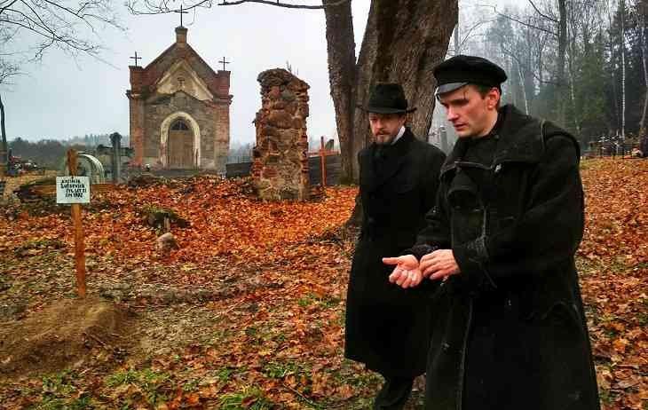 «Беларусьфильм» показал трейлер фильма о Купале
