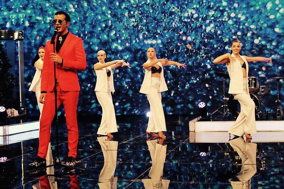 Leo Nardo белорусский певец