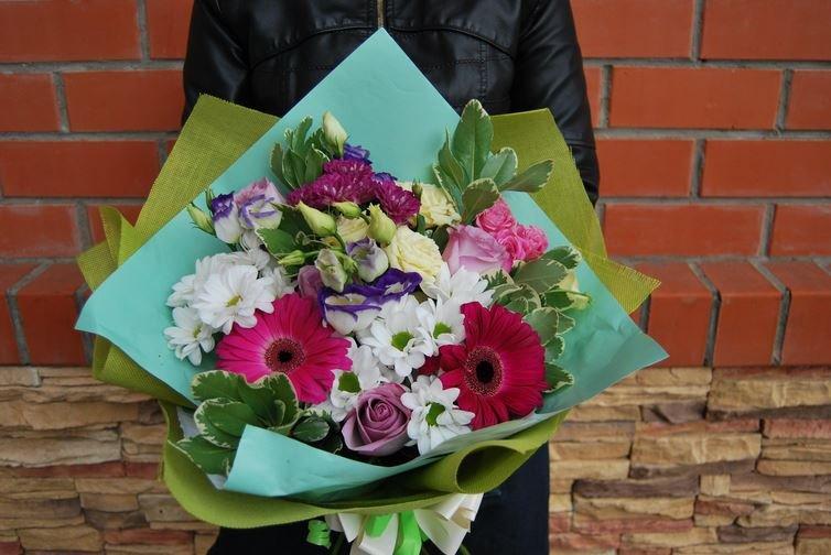 цветы выбор