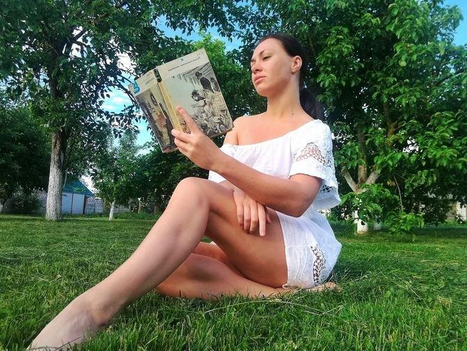 Белорусская певица Катя Волкова