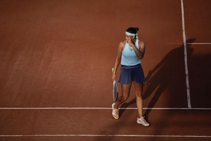 Белорусская теннисистка Арина Соболенко