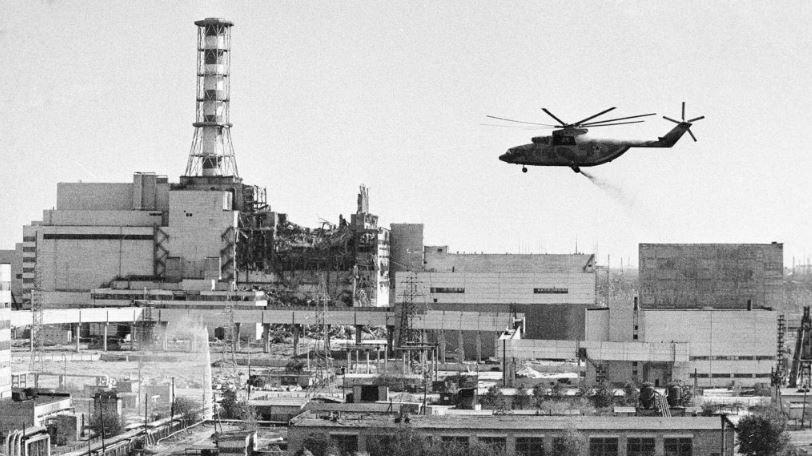 Чернобыльская катастрофа построила рай для дикой природы. Часть 1