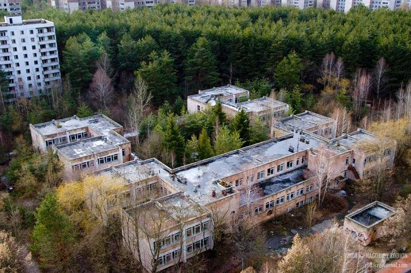 радиация Чернобыль Припять