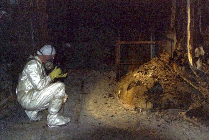 Чернобыльская АЭС, реактор, катастрофа