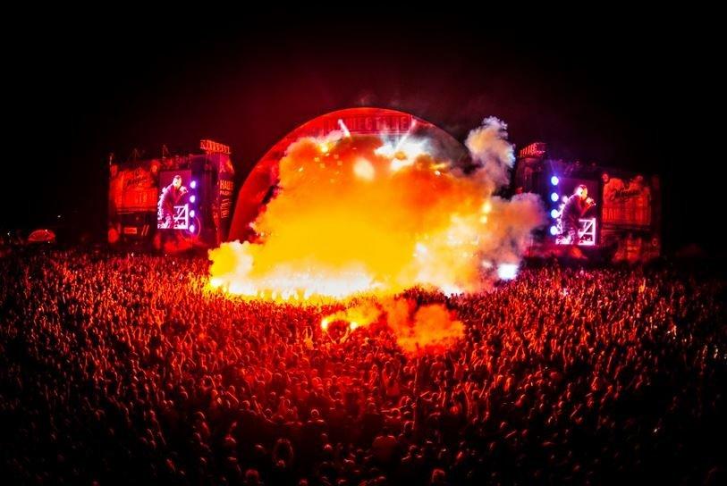 Нашествие-2019 концерт Большое Завидово 19-21 июля