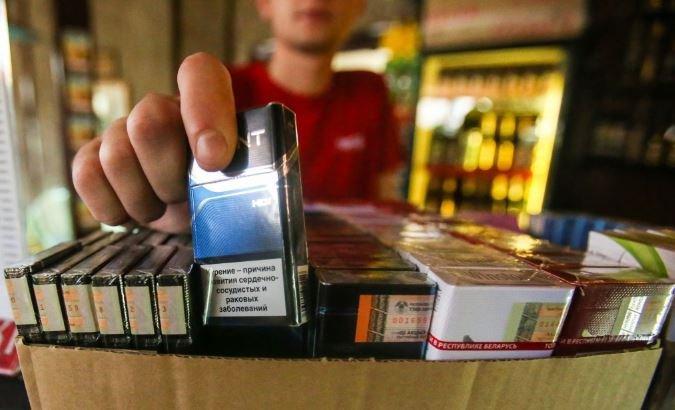 цены сигареты минск магнат курение