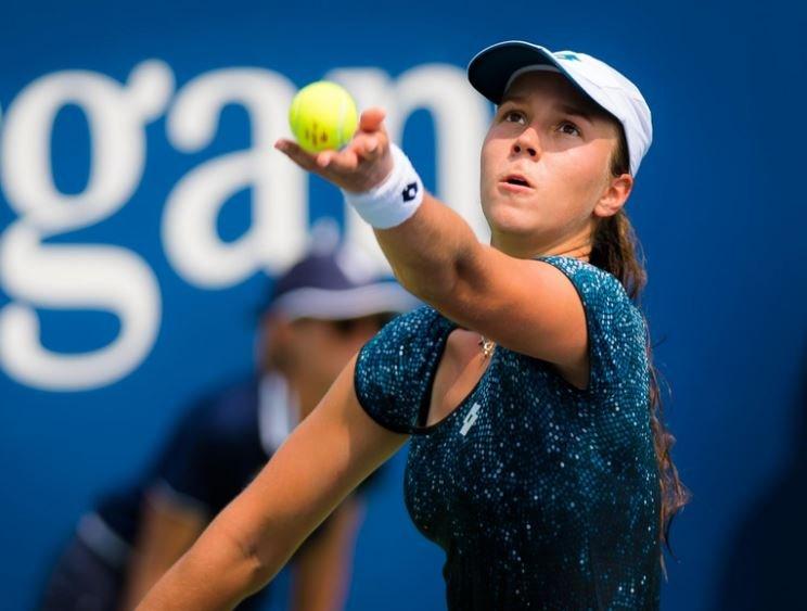 Вера Лапко белорусская теннисистка