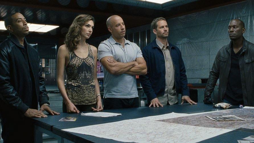 Компания Universal Pictures опубликовала трейлер фильма «Форсаж 9»