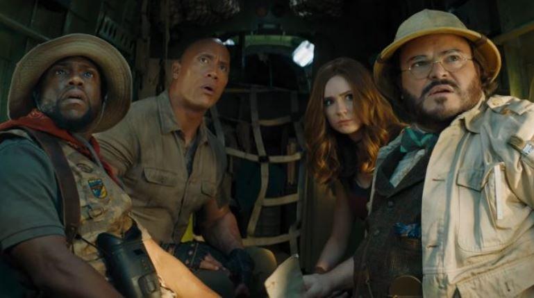 «Джуманджи: новый уровень» трейлер премьера 2019