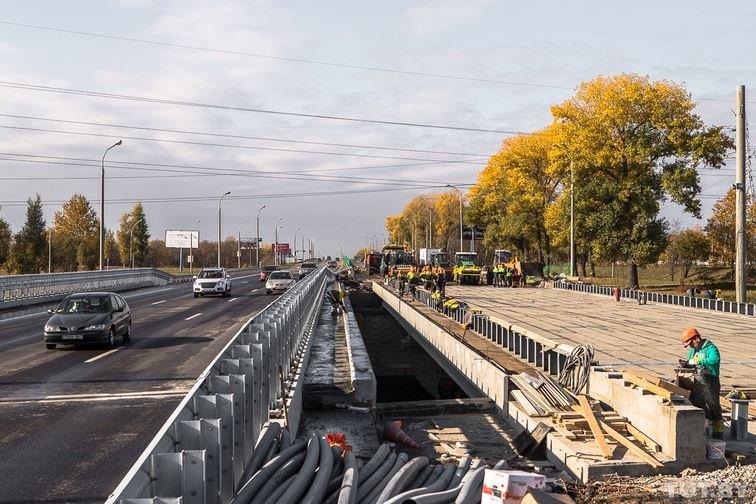 ремонт МКАД Минск