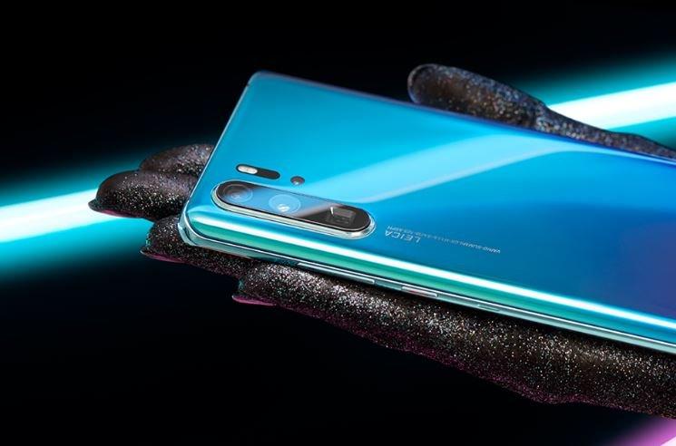 Huawei создает смартфон с прорывной технологией