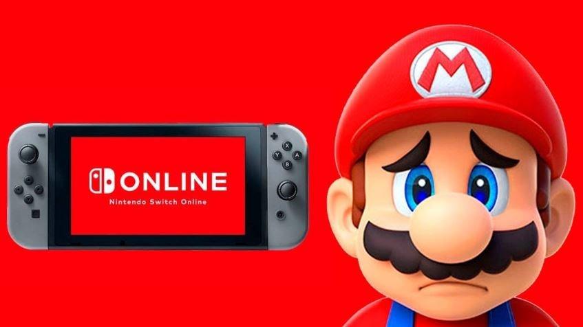 Nintendo Switch Online подписка игры стоимость