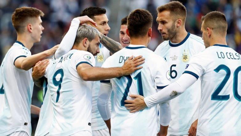 Copa America 2019 Аргентина Чили Перу Бразилия