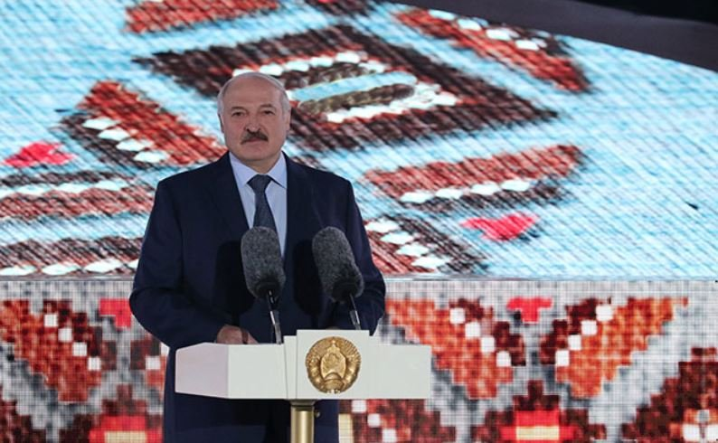 Александр Лукашенко Александрия Шклов фестиваль праздник