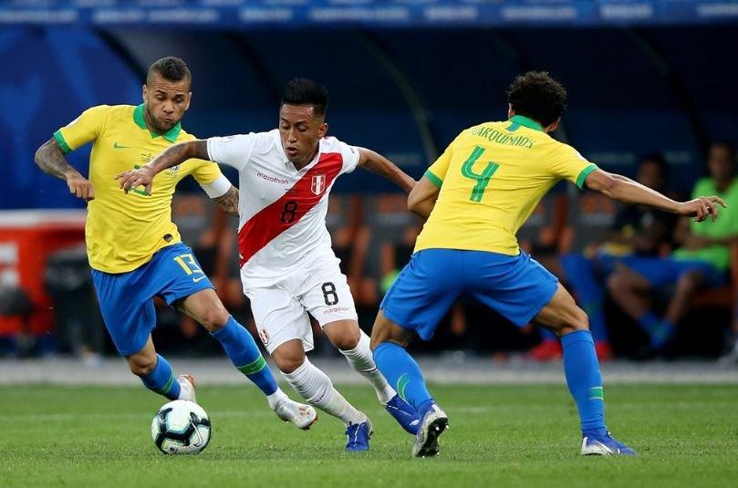 финал Кубка Америки - 2019 Бразилия Перу составы команд