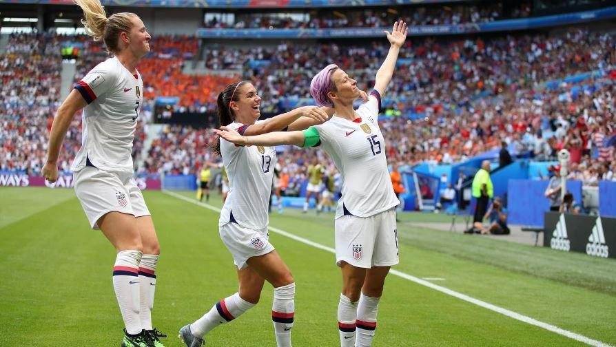 футбол женский чемпионат мира 2019 сша нидерланды финал