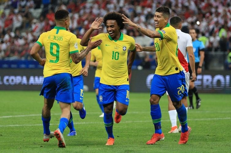Бразилия перу кубок финал америки 2019 победитель