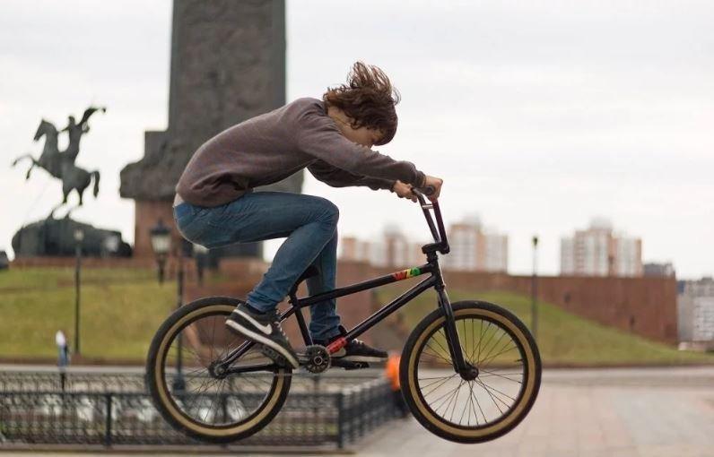 катание велосипед рампа трагедия опасность гибель