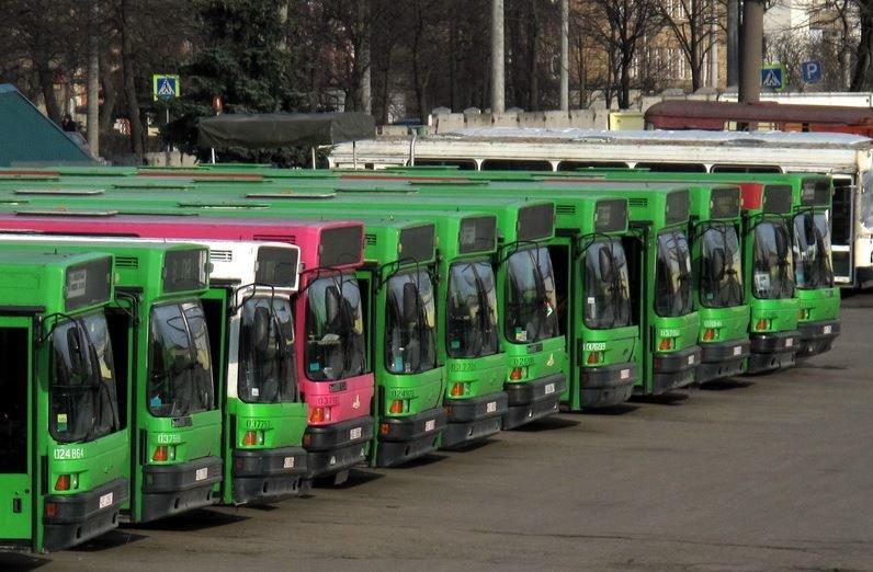 автопарк, минск, автобусы, троллейбусы, трамваи, закупки