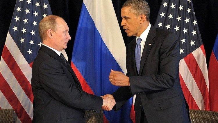 Владимир путин, барак обама, встречи, переговоры, договоренности, США, Россия