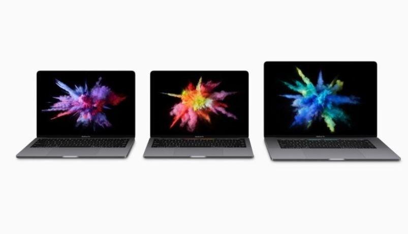 Apple улучшила свои MacBook Air и MacBook Pro