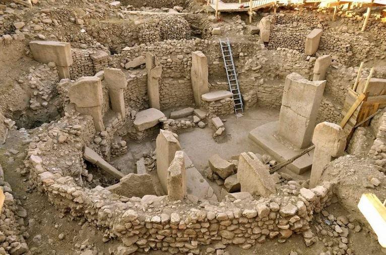 раскопки, израиль, филистимлянский город Секелаг, Давид