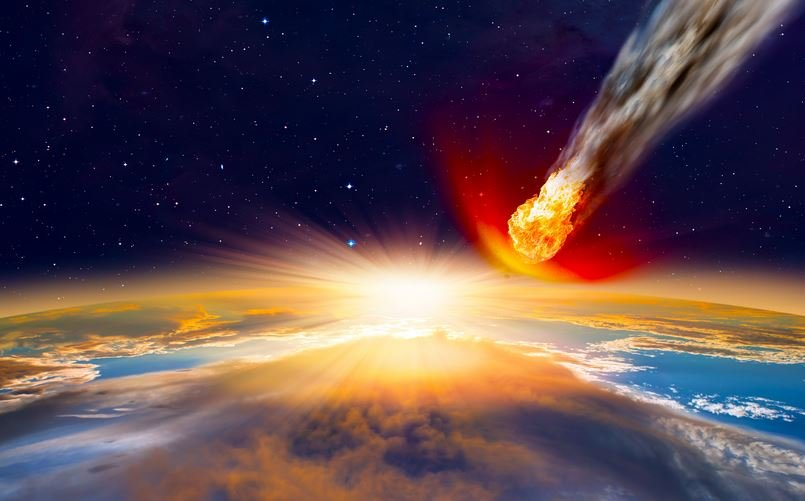 конец света, 9 сентября 2019, астероид QV89 2006, столкновение, спутники