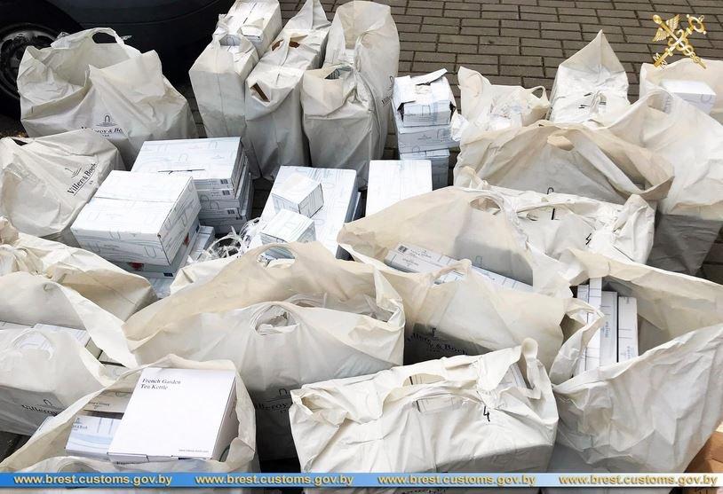 контрабанда, ввоз продукции, декларирование, таможенные платежи