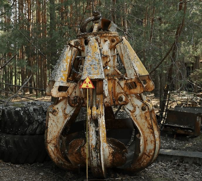 чернобыль, припять, радиация, опасность, предметы, заброшенное