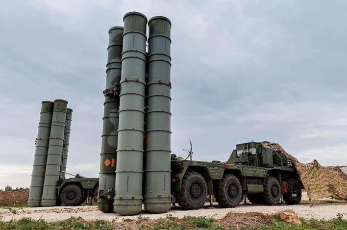 российская системы ПВО С-400 турция поставки 2019