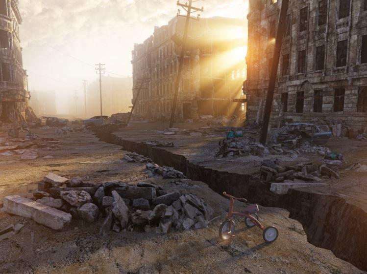 конец света, 2050 год, техногенная катастрофа, глобальное потепление