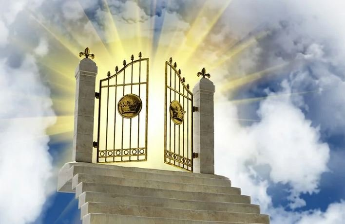 врата иисуса, существует рай и ад