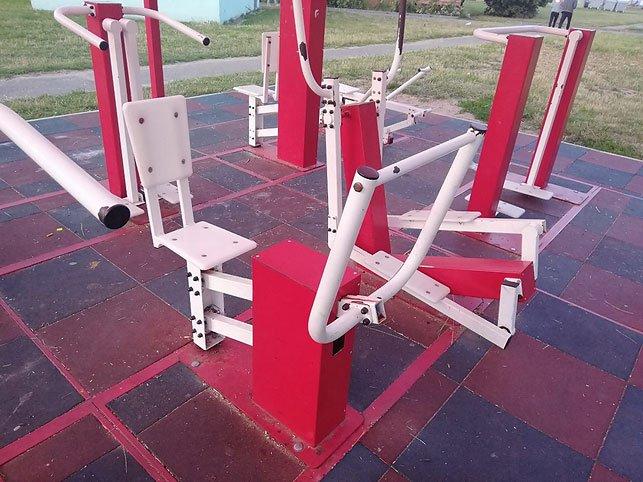 спортивная детская площадка с тренажерами, трагедия, новости, минск