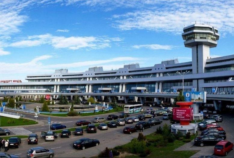 В минском аэропорту у таксистов выявили более 200 нарушений