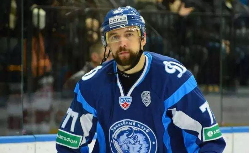 Александр Китаров, хоккеист, динамо Минск, сборная беларуси