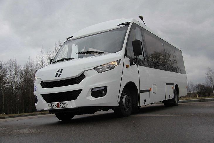 автобусы неман мзкт минск европейский рынок