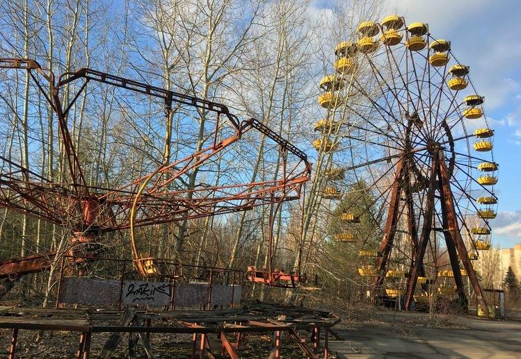 Российский сериал «Чернобыль»