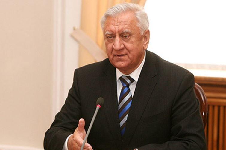 спикер Совета Республики Михаил Мясникович