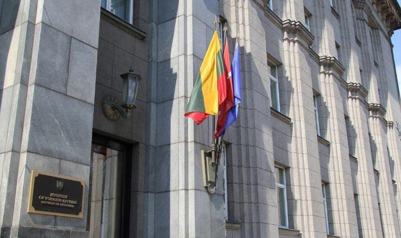 правительство литвы, беларусь, дипломатические отношения, протест