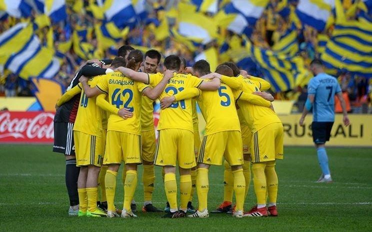 БАТЭ победил «Витебск» в чемпионате Беларуси